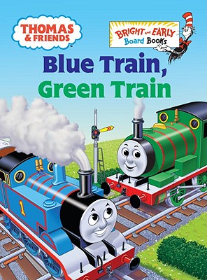 Blue Train, Green Train By Awdry, W./ Stubbs, Tommy (ILT)